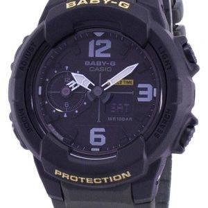 Casio Baby-G résistant aux chocs monde temps analogique numérique BGA-230-3 b BGA2303B montre unisexe