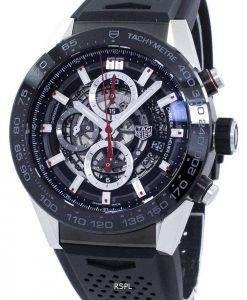 Tag Heuer Carrera chronographe tachymètre automatique CAR2A1Z. FT6044 Montre homme