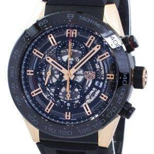 Tag Heuer Carrera chronographe automatique CAR2A5A. FT6044 Montre homme