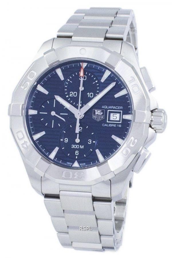 Tag Heuer Aquaracer chronographe automatique 300M CAY2112. BA0927 Montre homme