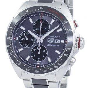 Tag Heuer Formula 1 chronographe automatique 200M CAZ2012. BA0970 Montre homme