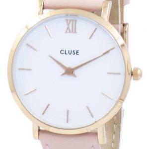 Montre Quartz Cluse Minuit CL30001 féminin