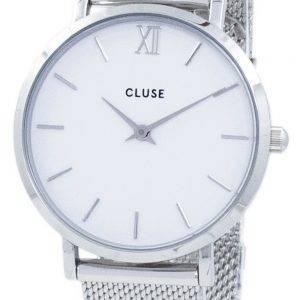 Montre Quartz Cluse Minuit CL30009 féminin