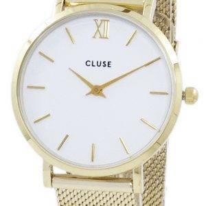 Montre Quartz Cluse Minuit CL30010 féminin