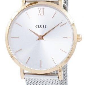 Montre Quartz Cluse Minuit CL30025 féminin