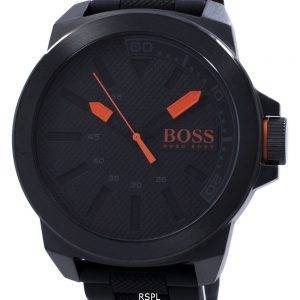 Hugo Boss Orange analogique Quartz 1513004 montre homme