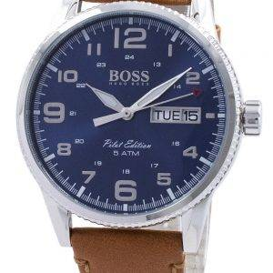 Hugo Boss Edition Vintage pilote Quartz 1513331 montre homme