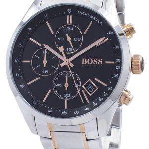 Hugo Boss Grand Prix chronographe tachymètre Quartz 1513473 montre homme