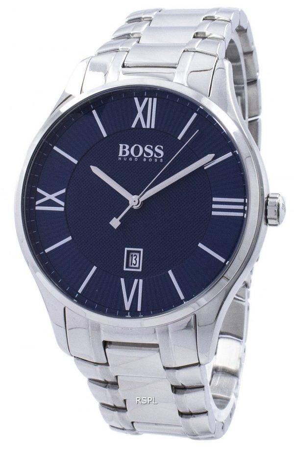 Hugo Boss gouverneur classique Quartz 1513487 montre homme