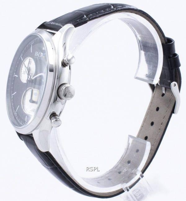 Hugo Boss compagnon Chronographe Quartz 1513543 montre homme