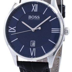 Hugo Boss gouverneur Quartz 1513553 montre homme
