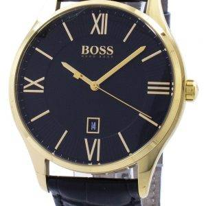 Hugo Boss gouverneur Quartz 1513554 montre homme