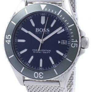 Hugo Boss océan édition Horloge Quartz 1513571 montre homme
