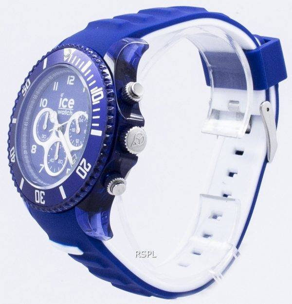 ICE Aqua Marine grand Chronographe Quartz 012734 montre homme