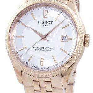Montre Tissot Ballade Powermatic 80 COSC T108.408.33.037.00 automatique T1084083303700 masculin