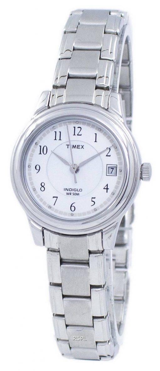 Montre classique de Timex Indiglo Quartz T29271 féminin