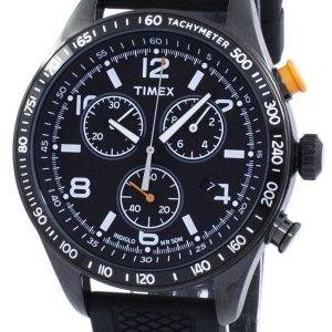 Montre Timex Indiglo Chronographe Quartz T2P043 masculin