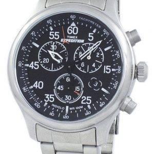 Timex Expedition champ Chronographe Quartz Indiglo T49904 montre homme