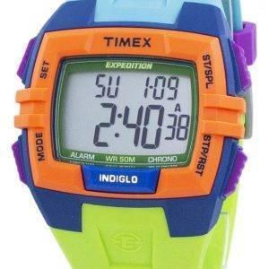 Timex Expedition Chronograph Alarm numérique Indiglo T49922 montre unisexe