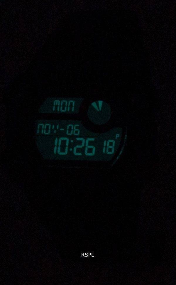 Timex Expedition Antichoc De Base choc numérique Indiglo T49977 montre homme