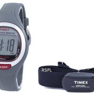 Timex Trainer facile fréquence cardiaque moniteur Indiglo BPM numérique T5K729 montre unisexe