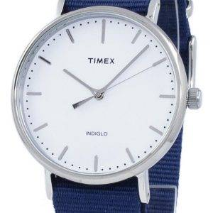Weekender Timex Indiglo Quartz de Fairfield TW2P97700 montre unisexe