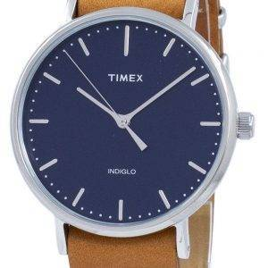 Montre Timex Weekender Fairfield Indiglo Quartz TW2P97800 masculin