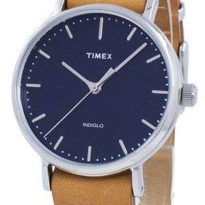 Montre Timex Weekender Fairfield Indiglo Quartz TW2P98300 féminin