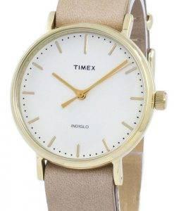 Weekender Timex Indiglo Quartz de Fairfield TW2P98400 montre unisexe