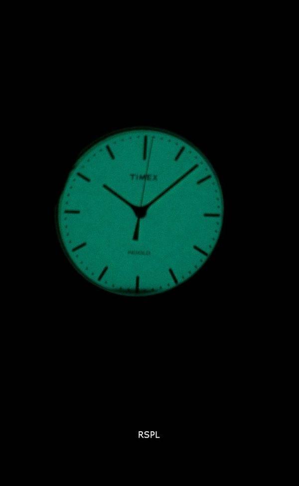 Weekender Timex Indiglo Quartz de Fairfield TW2P98500 montre unisexe