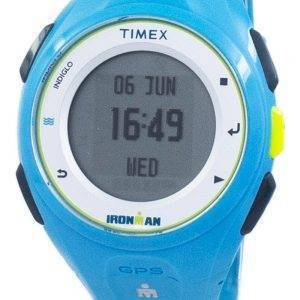 Montre unisexe Run X20 TW5K87600 GPS Timex Ironman Indiglo Digital