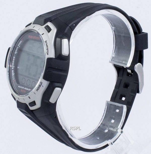 Timex sport Marathon Chronograph deuxième fuseau horaire Indiglo TW5K94600 Men Watch