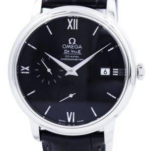 Montre Omega DeVille Prestige co-axial Power Reserve chronomètre 424.13.40.21.01.001 hommes