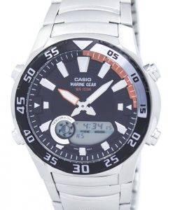Analogique Casio numérique inverseur AMW-710D-1AVDF AMW-710D-1AV montre homme