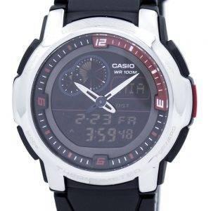 Analogique Casio Digital thermomètre AQF-102W-1BVDF AQF-102W-1BV montre homme