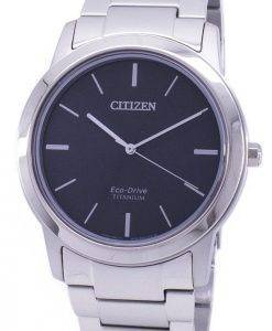 Montre Citizen Eco-Drive titane AW2020 - 82L masculin