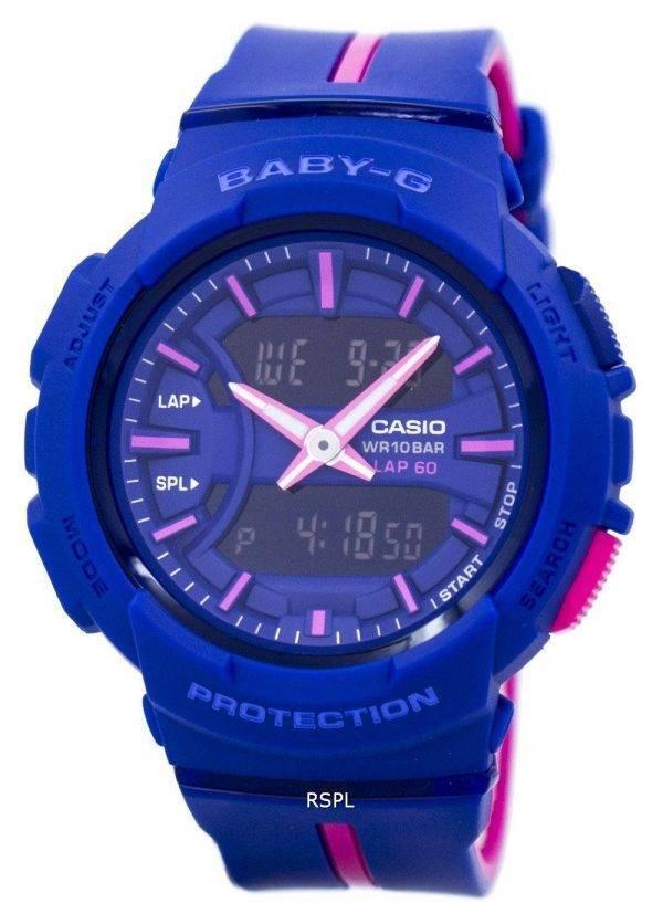 Casio Baby-G résistant aux chocs heure Double analogique numérique BGA-240L-2 a 1 Women Watch
