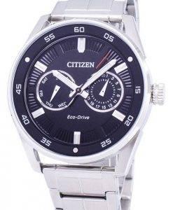 Style de Citizen Eco-Drive BU4027-88E montre homme