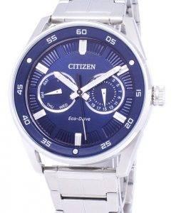 Style de Citizen Eco-Drive BU4027 - 88L montre homme