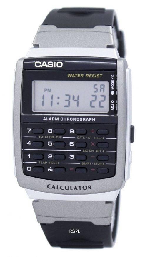 Casio classique Quartz calculatrice CA-56-1DF CA-56-1 montre homme