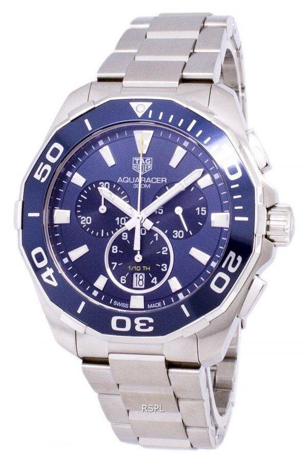 TAG Heuer Aquaracer Chronographe Quartz 300M CAY111B. BA0927 Montre homme
