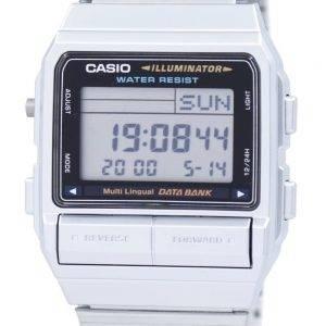 Casio Digital 5 alarme Banque de données multilingue DB-380-1DF DB-380-1 montre homme