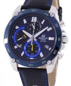 Montre Casio Edifice Chronographe Quartz EFR-557BL-2AV EFR557BL-2AV masculin