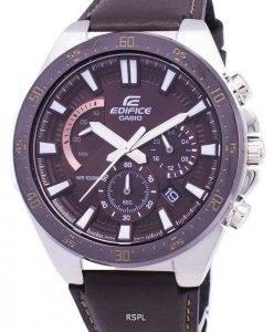Montre Casio Edifice Chronographe Quartz EFR-563BL-5AV EFR563BL-5AV masculine