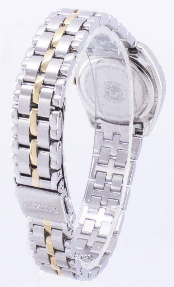 Accents de diamant Paladion Citizen Eco-Drive EW1594 - 55d Women Watch