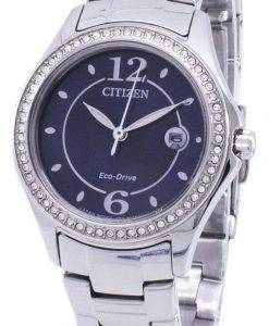 Montre Citizen Eco-Drive diamant Accent FE1140 - 86L féminin