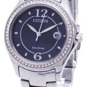 Montre Citizen Eco-Drive diamant Accent FE1140 - 86L féminin