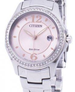 Citizen Eco-Drive diamant Accent FE1140-86 X Women Watch