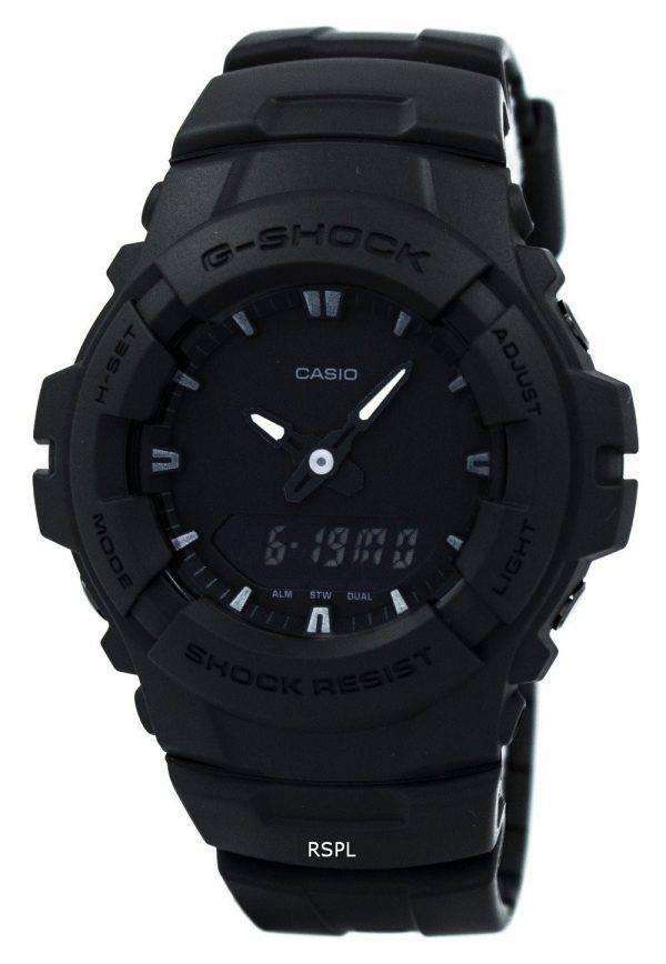 Casio G-Shock Analog Digital G-100BB-1 a montre homme