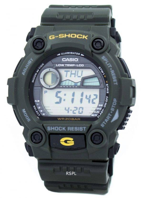 Montre Casio G-Shock G-7900-3D G-7900 G-7900-3